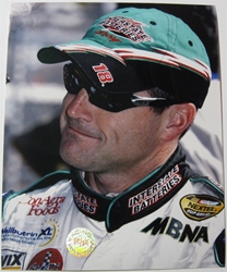 Bobby Labonte #18 Interstate Batteries 8 X 10 Photo #11 Bobby Labonte #18 Interstate Batteries 8 X 10 Photo