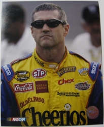 Bobby Labonte #43 Cheerios 8 X 10 Photo #13 Bobby Labonte #43 Cheerios 8 X 10 Photo