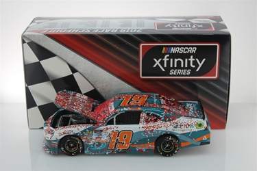 Brandon Jones 2019 Flow / Shape Technologies Group Kansas Win 1:24 Nascar Diecast Brandon Jones Nascar Diecast, 2019 Nascar Diecast,1:24 Scale Diecast,pre order diecast