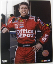 Carl Edwards 2005 #99 Office Depot 8 X 10 Photo #07 Carl Edwards 2005 #99 Scotts Office Depot 8 X 10 Photo