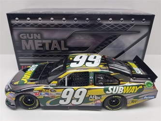 Carl Edwards 2012 Subway 1:24 Gun Metal Nascar Diecast Carl Edwards nascar diecast, diecast collectibles, nascar collectibles, nascar apparel, diecast cars, die-cast, racing collectibles, nascar die cast, lionel nascar, lionel diecast, action diecast, university of racing diecast, nhra diecast, nhra die cast, racing collectibles, historical diecast, nascar hat, nascar jacket, nascar shirt