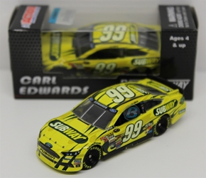 Carl Edwards 2014 Subway 1:64 Nascar Diecast Carl Edwards nascar diecast, diecast collectibles, nascar collectibles, nascar apparel, diecast cars, die-cast, racing collectibles, nascar die cast, lionel nascar, lionel diecast, action diecast, university of racing diecast, nhra diecast, nhra die cast, racing collectibles, historical diecast, nascar hat, nascar jacket, nascar shirt
