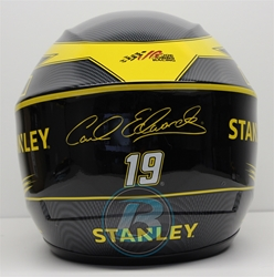 Carl Edwards 2015 Stanley Full Size Replica Helmet Carl Edwards nascar diecast, diecast collectibles, nascar collectibles, nascar apparel, diecast cars, die-cast, racing collectibles, nascar die cast, lionel nascar, lionel diecast, action diecast, university of racing diecast, nhra diecast, nhra die cast, racing collectibles, historical diecast, nascar hat, nascar jacket, nascar shirt