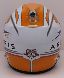 Carl Edwards 2016 Arris MINI Replica Helmet Carl Edwards nascar diecast, diecast collectibles, nascar collectibles, nascar apparel, diecast cars, die-cast, racing collectibles, nascar die cast, lionel nascar, lionel diecast, action diecast, university of racing diecast, nhra diecast, nhra die cast, racing collectibles, historical diecast, nascar hat, nascar jacket, nascar shirt