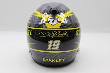 Carl Edwards 2016 Stanley MINI Replica Helmet Carl Edwards nascar diecast, diecast collectibles, nascar collectibles, nascar apparel, diecast cars, die-cast, racing collectibles, nascar die cast, lionel nascar, lionel diecast, action diecast, university of racing diecast, nhra diecast, nhra die cast, racing collectibles, historical diecast, nascar hat, nascar jacket, nascar shirt