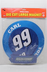 Carl Edwards #99 7 Pack Magnet Carl Edwards #99 7 Pack Magnet