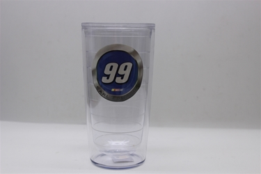 Carl Edwards #99 Tea Tumbler Carl Edwards #99 Tea Tumbler
