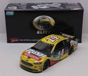 Clint Bowyer 2018 Rush Truck Centers 1:24 Elite Nascar Diecast Clint Bowyer Nascar Diecast,2018 Nascar Diecast,1:24 Scale Diecast,pre order diecast, Elite