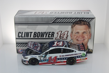 Clint Bowyer 2020 Barstool Sports Patriotic 1:24 Nascar Diecast Clint Bowyer, Nascar Diecast,2020 Nascar Diecast,1:24 Scale Diecast, pre order diecast