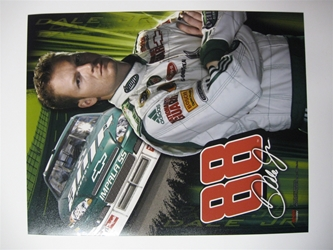 Dale Earnhardt #88 Amp 8 X 10 Photo #08 Dale Earnhardt #31 ACDelco 8 X 10 Photo