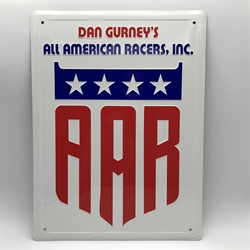 Dan Gurneys All American Racers, Inc. Sign Dan Gurney nascar diecast, diecast collectibles, nascar collectibles, nascar apparel, diecast cars, die-cast, racing collectibles, nascar die cast, lionel nascar, lionel diecast, action diecast, university of racing diecast, nhra diecast, nhra die cast, racing collectibles, historical diecast, nascar hat, nascar jacket, nascar shirt,historical racing die cast, university racing signs