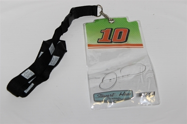 Danica Patrick #10 GoDaddy Green Top Credential Holder and Black Lanyard Danica Patrick nascar diecast, diecast collectibles, nascar collectibles, nascar apparel, diecast cars, die-cast, racing collectibles, nascar die cast, lionel nascar, lionel diecast, action diecast, university of racing diecast, nhra diecast, nhra die cast, racing collectibles, historical diecast, nascar hat, nascar jacket, nascar shirt, R and R