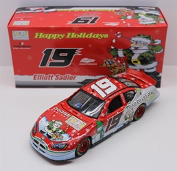 Elliott Sadler  2007 Sam Bass Holiday 1:24 Nascar Diecast Elliott Sadler ,nascar diecast, diecast collectibles, nascar collectibles, nascar apparel, diecast cars, die-cast, racing collectibles, nascar die cast, lionel nascar, lionel diecast, action diecast, , racing collectibles, historical diecast, nascar hat, nascar jacket, nascar shirt, Sam Bass,