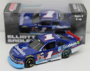 Elliott Sadler 2015 One Main Financial 1:64 Nascar Diecast Elliott Sadler diecast, 2015 nascar diecast, pre order diecast, One Main Financial diecast