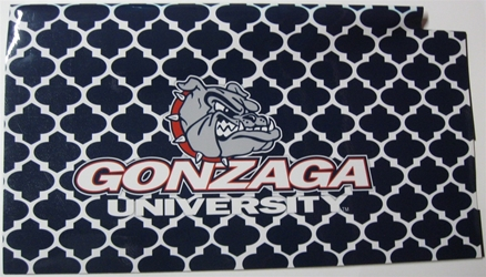Gonzaga University Bulldogs Magnetic Mailbox Cover Gonzaga University Bulldogs Magnetic Mailbox Cover