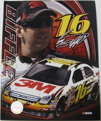 Greg Biffle #16 3M 8 X 10 Photo #03 Greg Biffle #16 3M 8 X 10 Photo