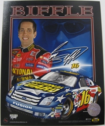 Greg Biffle #16 National Guard 8 X 10 Photo #04 Greg Biffle #16 National Guard 8 X 10 Photo