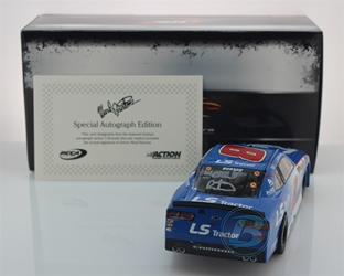 Jeb Burton Autographed 2019 LS Tractor 1:24 Nascar Diecast Jeb Burton Nascar Diecast, 2019 Nascar Diecast, 1:24 Scale Diecast, pre order diecast