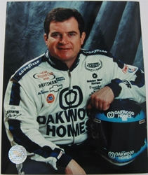 Joe Nemechek #33 Oakwood Homes 8 X 10 Photo #03 Joe Nemechek #33 Oakwood Homes 8 X 10 Photo