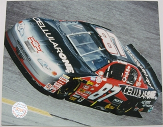 Joe Nemechek #87 Cellular One 8 X 10 Photo #01 Joe Nemechek #87 Cellular One 8 X 10 Photo