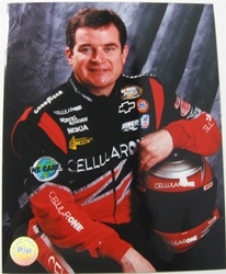 Joe Nemechek #87 Cellular One 8 X 10 Photo #02 Joe Nemechek #87 Cellular One 8 X 10 Photo