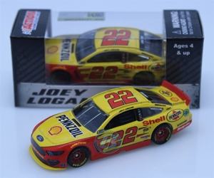 Joey Logano 2019 Shell-Pennzoil 1:64 Nascar Diecast Joey Logano Nascar Diecast,2019 Nascar Diecast,1:64 Scale Diecast,pre order diecast