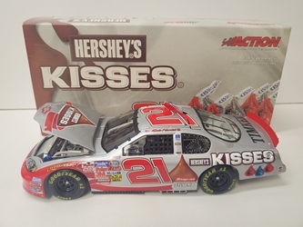 Kevin Harvick #29 Special Edition Hersheys KISSES 2004 1:24 Bank Nascar Diecast Kevin Harvick nascar diecast, diecast collectibles, nascar collectibles, nascar apparel, diecast cars, die-cast, racing collectibles, nascar die cast, lionel nascar, lionel diecast, action diecast, university of racing diecast, nhra diecast, nhra die cast, racing collectibles, historical diecast, nascar hat, nascar jacket, nascar shirt