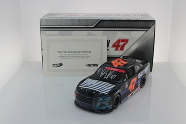 Kyle Weatherman Autographed 2020 #BacktheBlue 1:24 Nascar Diecast Kyle Weatherman, Nascar Diecast,2020 Nascar Diecast,1:24 Scale Diecast,pre order diecast