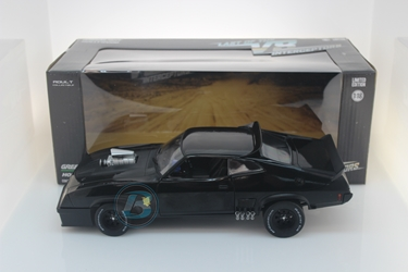 Last of the V8 Interceptors (1979) 1:18 - 1973 Ford Falcon XB Last of the V8 Interceptors, Movie Diecast, 1:18 Scale, 1967 Ford Mustang Eleanor