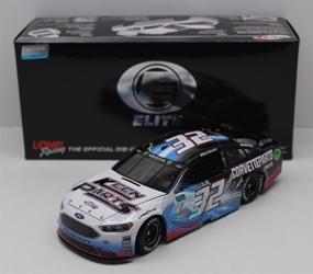 Matt DiBenedetto 2018 Keen Parts Darlington Throwback 1:24 Elite Nascar Diecast Matt DiBenedetto Nascar Diecast, 2018 Nascar Diecast, 1:24 Scale Diecast, pre order diecast, Elite