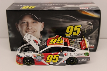 Michael McDowell 2015 Thrivent Financial 1:24 Nascar Diecast Michael McDowell 2015 Thrivent Financial diecast, 2015 nascar diecast, pre order diecast, Thrivent Financial diecast