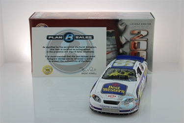 Michael Waltrip Autographed w/ Paint Pen #99 2004 Best Western 1:24 Nascar Diecast Michael Waltrip nascar diecast, diecast collectibles, nascar collectibles, nascar apparel, diecast cars, die-cast, racing collectibles, nascar die cast, lionel nascar, lionel diecast, action diecast, university of racing diecast, nhra diecast, nhra die cast, racing collectibles, historical diecast, nascar hat, nascar jacket, nascar shirt