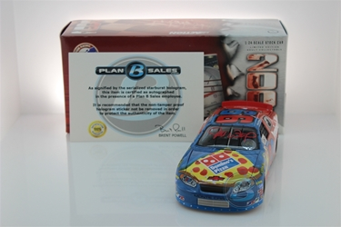 Michael Waltrip Autographed w/ Paint Pen #99 2004 Dominos Pizza / St. Jude Childrens Hospital 1:24 Nascar Diecast Michael Waltrip nascar diecast, diecast collectibles, nascar collectibles, nascar apparel, diecast cars, die-cast, racing collectibles, nascar die cast, lionel nascar, lionel diecast, action diecast, university of racing diecast, nhra diecast, nhra die cast, racing collectibles, historical diecast, nascar hat, nascar jacket, nascar shirt