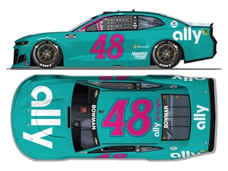 *Preorder* Alex Bowman 2021 Ally Darlington Throwback 1:24 Color Chrome Nascar Diecast Alex Bowman, Nascar Diecast,2021 Nascar Diecast,1:24 Scale Diecast, pre order diecast