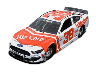 *Preorder* Anthony Alfredo 2021 Fr8Auctions.com Darlington Throwback 1:24 Color Chrome Nascar Diecast Anthony Alfredo, Nascar Diecast,2021 Nascar Diecast,1:24 Scale Diecast, pre order diecast