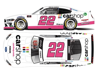*Preorder* Austin Cindric Autographed 2021 CarShop 1:24 Nascar Diecast Austin Cindric, Nascar Diecast,2021 Nascar Diecast,1:24 Scale Diecast,pre order diecast