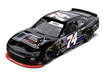 *Preorder* Bayley Currey Autographed 2021 Running 4 Heroes 1:24 Nascar Diecast Bayley Currey, Nascar Diecast,2020 Nascar Diecast,1:24 Scale Diecast,pre order diecast