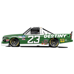 *Preorder* Brett Moffitt Autographed by Harry Gant 2020 Destiny Homes 1:24 Color Chrome Nascar Diecast Brett Moffitt, Harry Gant, diecast, 2020 nascar diecast, pre order diecast
