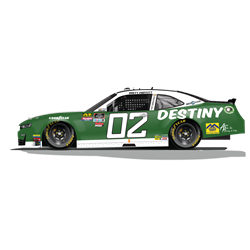 *Preorder* Brett Moffitt Autographed by Harry Gant 2020 Destiny Homes 1:24 Color Chrome Nascar Diecast Brett Moffitt, Harry Gant, Destiny Homes Nascar Diecast,2020 Nascar Diecast,1:24 Scale Diecast, pre order diecast