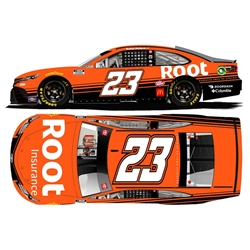*Preorder* Bubba Wallace Autographed 2021 Root Insurance 1:24 Nascar Diecast Bubba Wallace, Nascar Diecast,2021 Nascar Diecast,1:24 Scale Diecast, pre order diecast