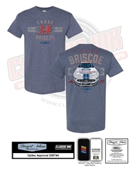 Chase Briscoe #14 Ford Performance 2-Spot Adult Tee Chase Briscoe, shirt, nascar, SHR