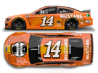 *Preorder* Chase Briscoe Autographed 2021 Global Mustang Week 1:24 Nascar Diecast Chase Briscoe, Nascar Diecast,2021 Nascar Diecast,1:24 Scale Diecast,pre order diecast