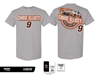 Chase Elliott 2021 Hooters Darlington Throwback 2-Spot Adult Tee Chase Elliott, shirt, nascar, hooters