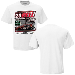 Christopher Bell 2021 Rheem Daytona Road Course Race Win Adult 1-Spot Tee Christopher Bell,  shirt, nascar
