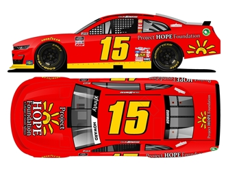 *Preorder* Colby Howard 2020 Project Hope Foundation 1:24 Nascar Diecast Colby Howard Nascar Diecast,2020 Nascar Diecast,1:24 Scale Diecast,pre order diecast
