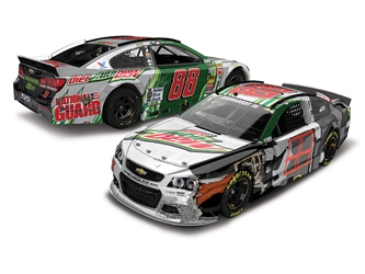 *Preorder* Dale Earnhardt Jr Autographed 2014 Diet Mountain Dew Bristol Checkers or Wreckers Raced Version 1:24 Nascar Diecast Dale Earnhardt Jr, Raced Version, Checkers or Wreckers, Nascar Diecast, 2021 Nascar Diecast, 1:24 Scale Diecast, pre order diecast