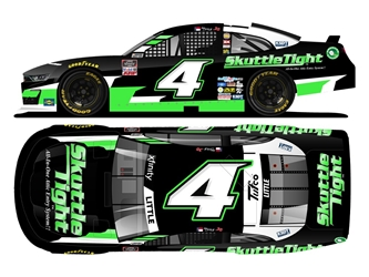 *Preorder* Jesse Little 2020 Skuttle Tight 1:24 Color Chrome Nascar Diecast Jesse Little Nascar Diecast,2020 Nascar Diecast,1:24 Scale Diecast,pre order diecast
