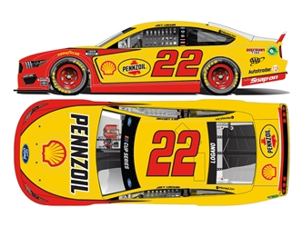 *Preorder* Joey Logano 2020 Shell-Pennzoil All-Star 1:24 Light-Up Nascar Diecast Joey Logano Nascar Diecast,2020 Nascar Diecast,1:24 Scale Diecast, pre order diecast, 2020 All-Star
