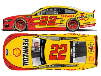 *Preorder* Joey Logano 2021 Shell / Pennzoil 1:24 Color Chrome Nascar Diecast Joey Logano Nascar Diecast,2021 Nascar Diecast,1:24 Scale Diecast, pre order diecast