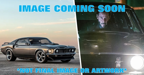 *Preorder* John Wick (2014) 1:12 - 1969 Ford Mustang BOSS 429 Bespoke Collection John Wick, Movie Diecast, 1:12 Scale, 1969 Ford Mustang Boss 429, Bespoke Collection
